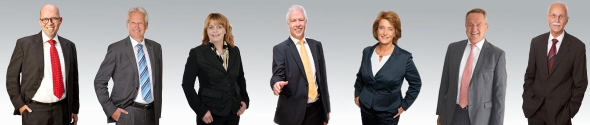 Slider der Partnerübersicht der EXECUTIVE SERVICES GROUP