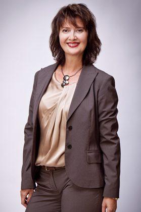 Personalberaterin Nora Schulz-Haring