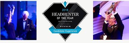Headhunter-of-the-Year-Preisverleihung