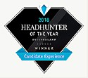 Siegel für die Gewinner des Headhunter-of-the-Year-Awards